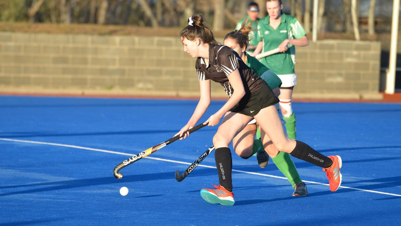 TAKING THE SKILLS TO THE TURF: Warwick Hockey Association are hoping they'll have a variety of players at their summer 9s comp.