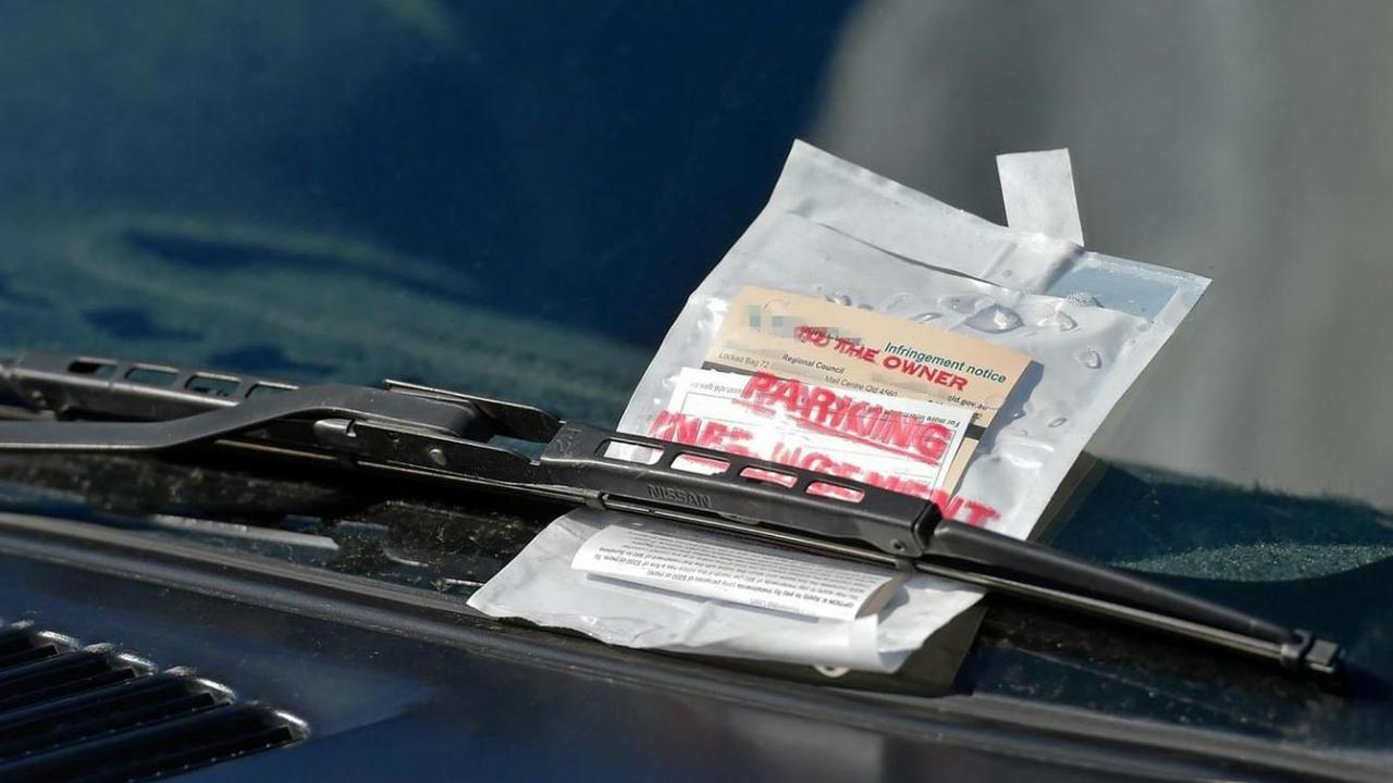 STUNG: Thirteen drivers were issued $667 parking fines at Cotton Tree recently. Photo: File