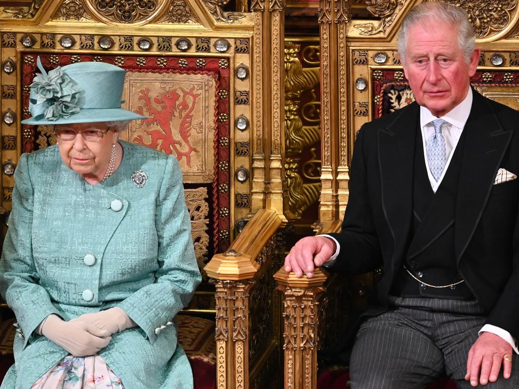 The royals, including the Queen and Prince Charles, have sent message of support to Australia. Picture: Paul Edwards – WPA Pool/Getty Images
