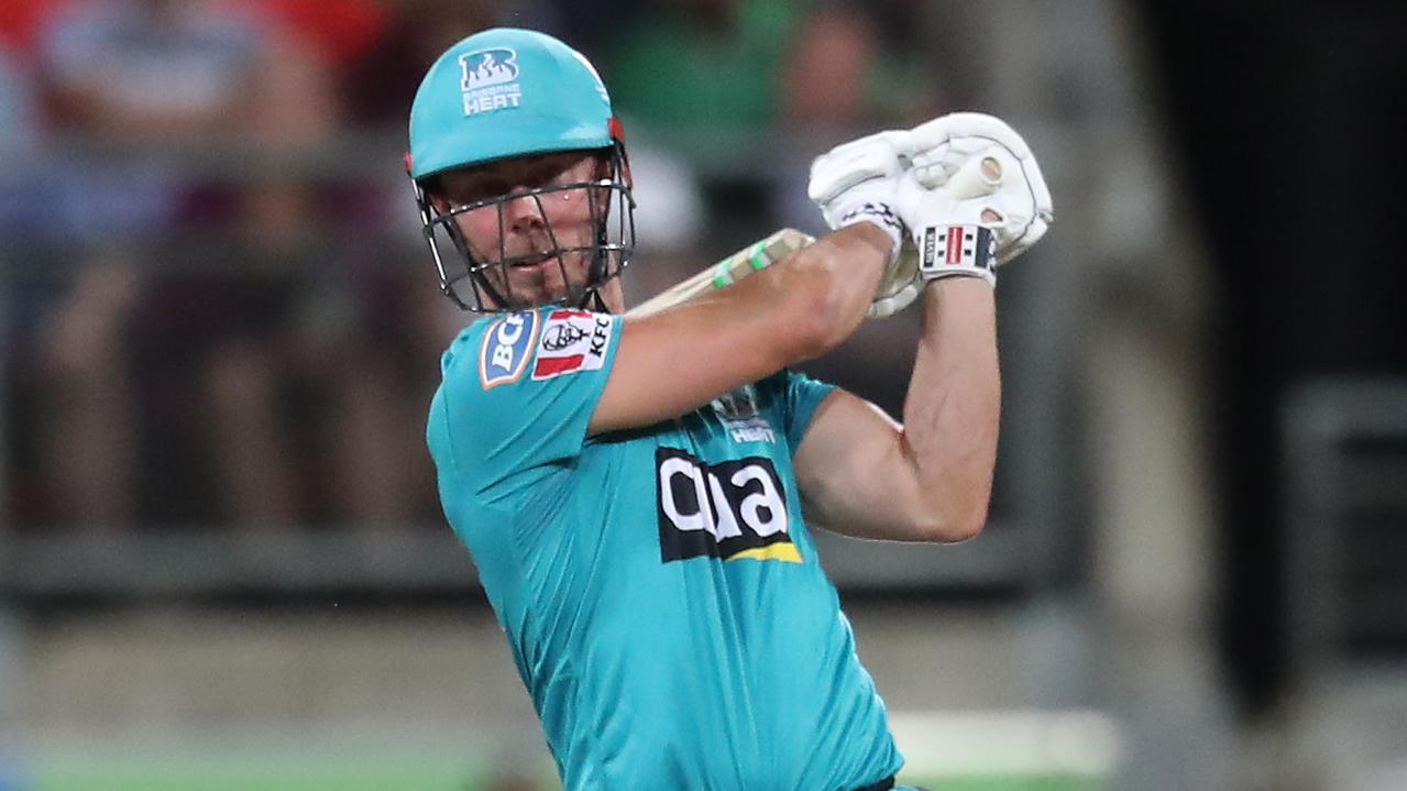 Chris Lynn's big hits could be felt in India. Photo: Scott Gardiner/Getty Images