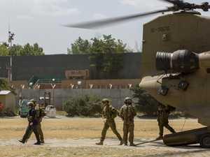 Iran strikes back at American air base