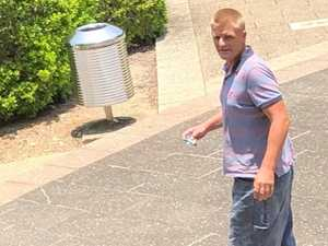 Man on parole shoots spear gun into air above children