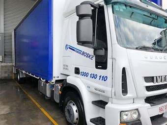 Boske Road Transport is fighting the Fair Work Ombudsman on charges of underpaying drivers. Photo: Facebook