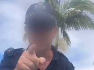 Video: Cop threatens 'fatal use of force' on motorist