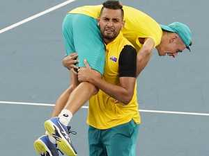 Iconic image in 'epic' Aussie miracle