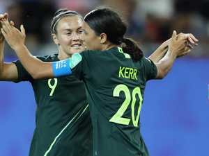 Matildas star poised to join Kerr in England