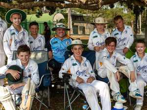 PHOTOS: On the sidelines at the cricket