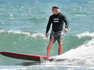 Some swell times ahead for surfers