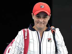 Barty an Australian of the Year nominee