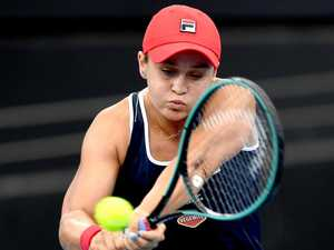 Ash Barty loses in Brisbane disaster