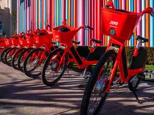 Uber's e-bike plan for 'multiple' Australian cities