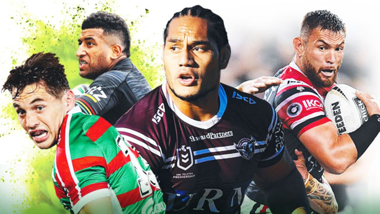 NRL power rankings: Paul Crawley assesses each club's forward pack