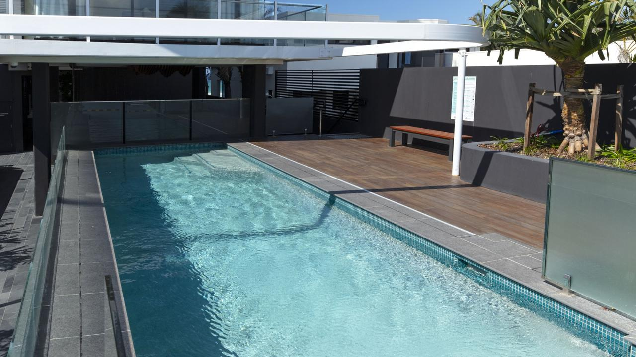 Make a splash in the pool. Picture: Supplied