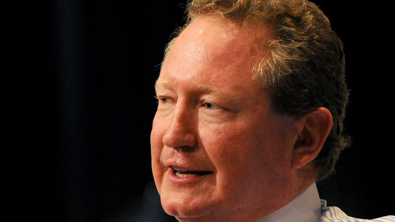 "Billionaire Andrew Forrest has announced a bushfire relief donation in the tens of millions of dollars, saying he and his family ""weep along with Australia""."