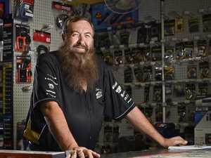 Local legend's 'Bumpa' career selling car parts