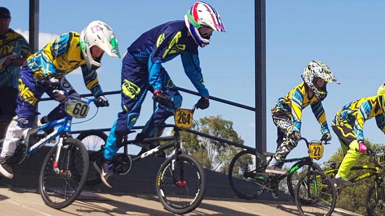 HIGH TECH RACING: Casino BMX Club has undertaken lots of fundraising to enable the purchase of a sports-specific transponder system to ensure greater accuracy of recording racing and training data.