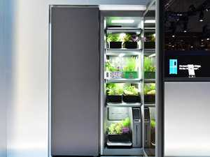 The humble veggie patch just went hi-tech
