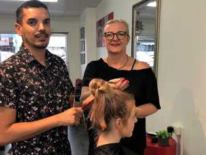 Salon offers free cuts for great cause