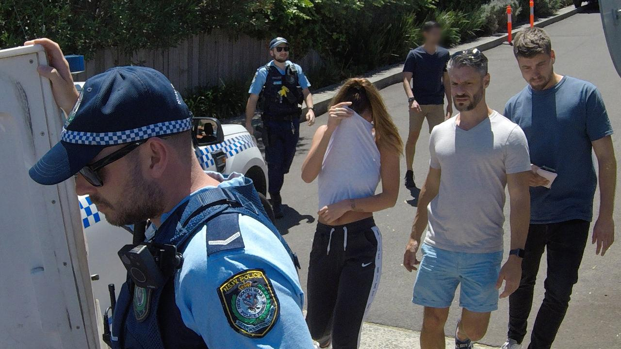 Danielle Hogan was arrested at her North Bondi home in November. Picture: NSW Police
