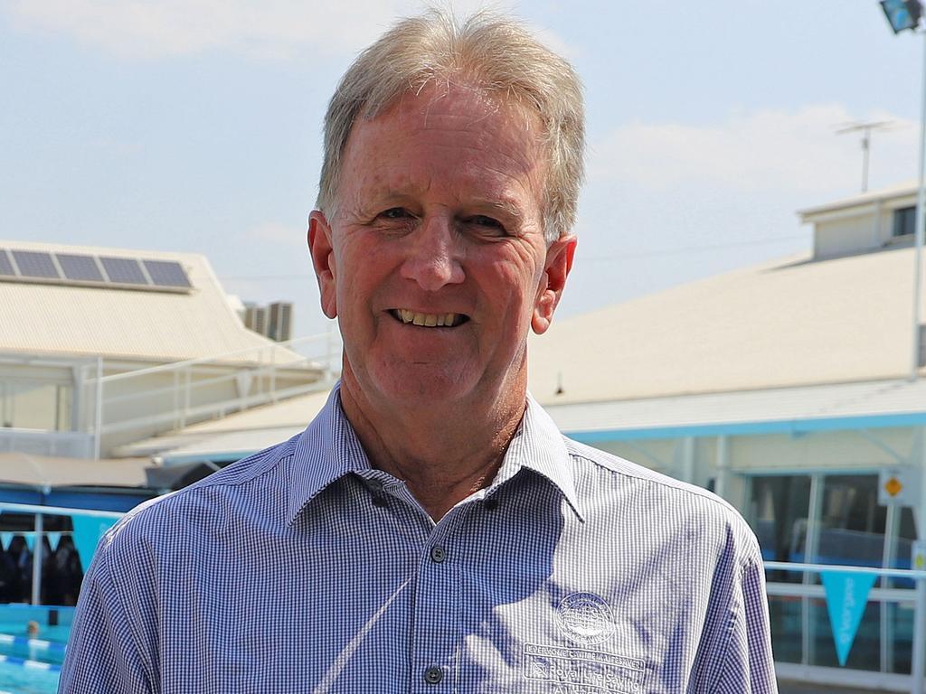 Royal Life Saving Society of Australia national education and training adviser Shayne Baker.