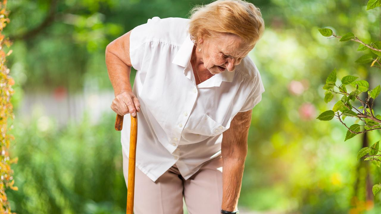 STAY UPRIGHT: One in three people aged over 65 will have a fall each year. Stepping On aims to help people prevent them.