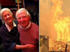 Iconic Australian painter's legacy under bushfire threat
