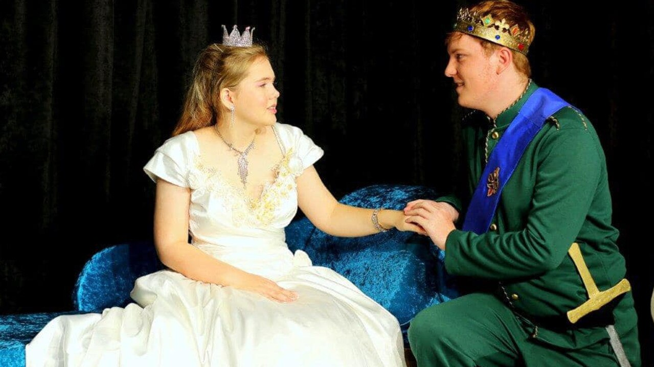 PANTOMIME DELIGHT: Sleeping Beauty is on at Noosa Arts Theatre. Picture: Contributed