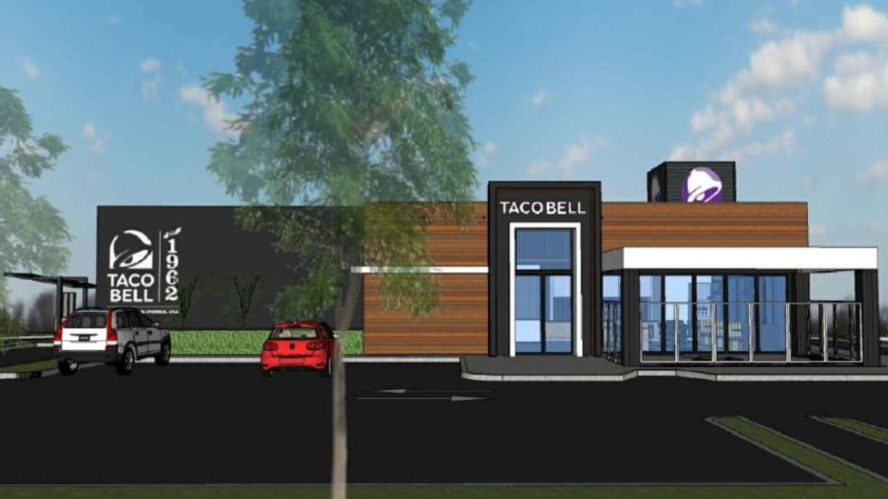 A development application has been lodged for a Taco Bell at Ballina.