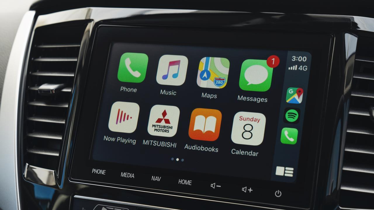 Apple CarPlay and Android Auto are included as standard.