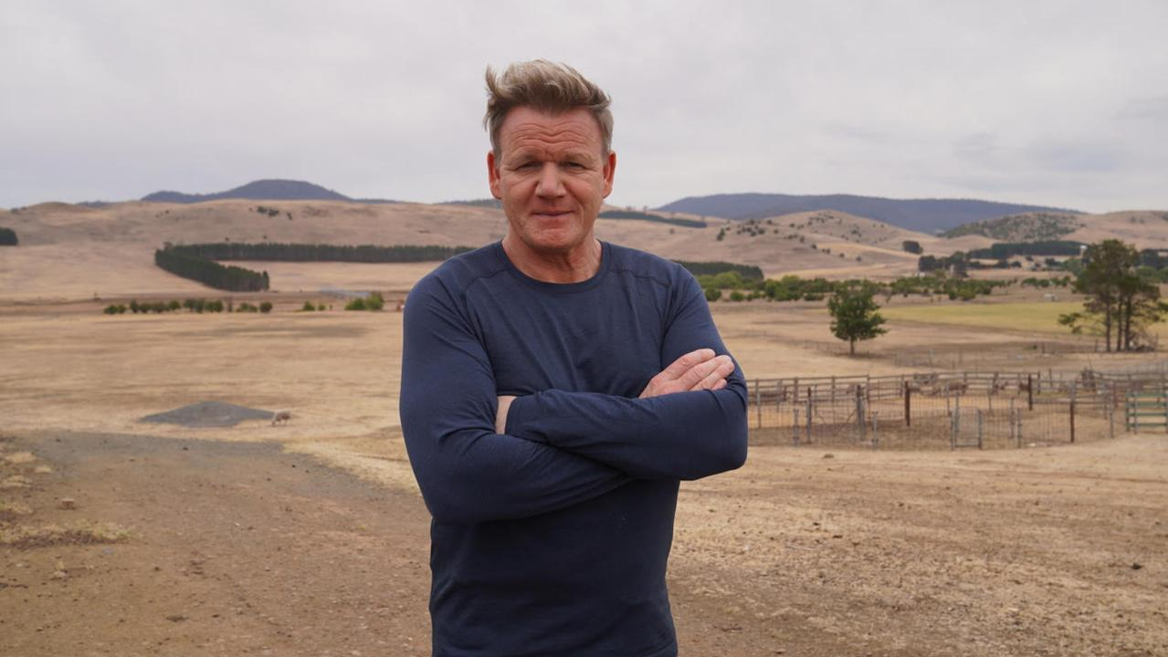 Gordon Ramsay is auctioning off a private lunch for two in a bid to raise money for the Australian bushfire relief appeal. Picture: Supplied