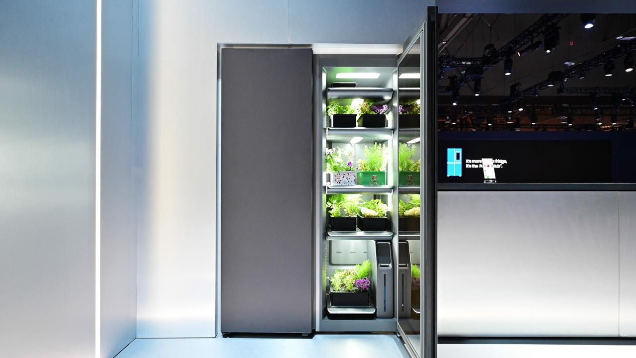 Forget battling insects and having to remember to water your veggie patch, growing herbs and vegetables at home is set to become hi-tech with new indoor farms.
