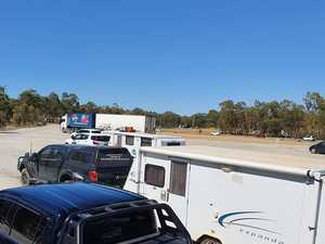 Truckies ask caravanners to keep these things in mind