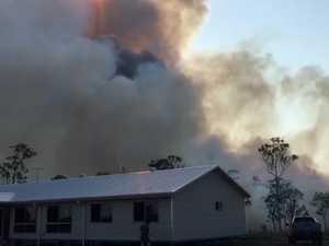 Fire in South Kolan