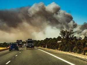 WA bushfires: Eyre Highway has reopened