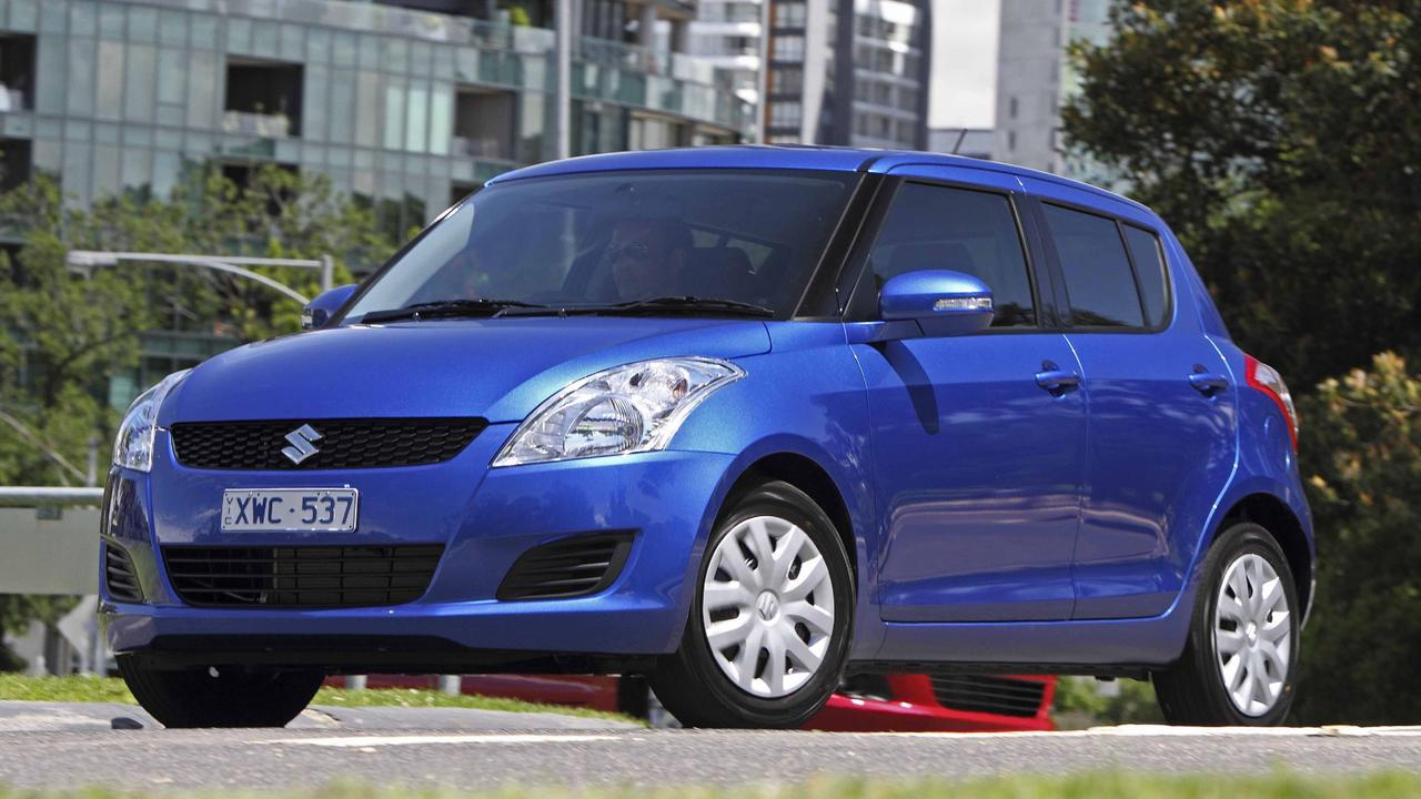 A suzuki Swift will allow buyers to step into a much newer vehicle.