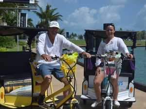 A sea-change for new owners of Just Tuk'n Around