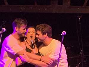 Celeste's 'Hemsworth sandwich' won RFS fundraiser