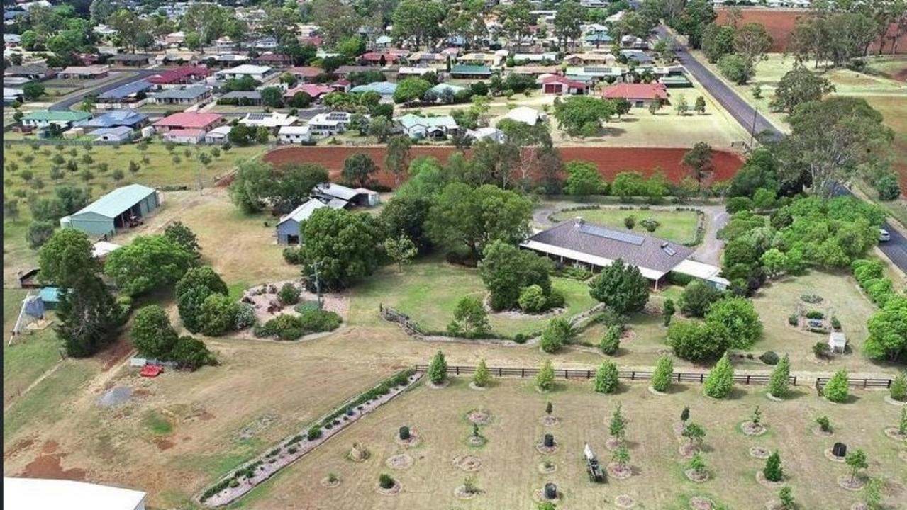 Kimberly Park is for sale and offers a great opportunity for those looking to live on the land.