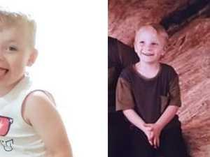 Urgent appeal for missing boys