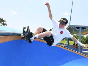 Skate champ ready to carve up Olympic qualifier in Gympie