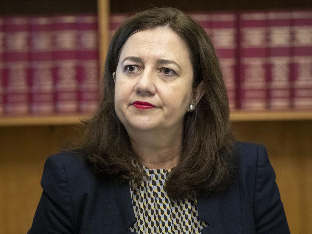 Annastacia Palaszczuk's conduct towards Katter's Australian Party was borderline criminal.