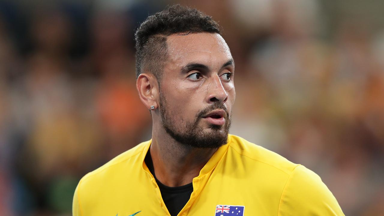 Tennis star Nick Kyrgios has slammed the Australian Prime Minister for his initial idleness in dealing with the bushfire crisis.