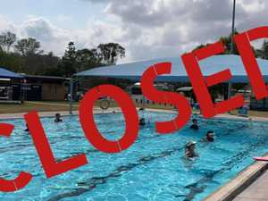 Region's mid-summer pool closure due to 'health risks'