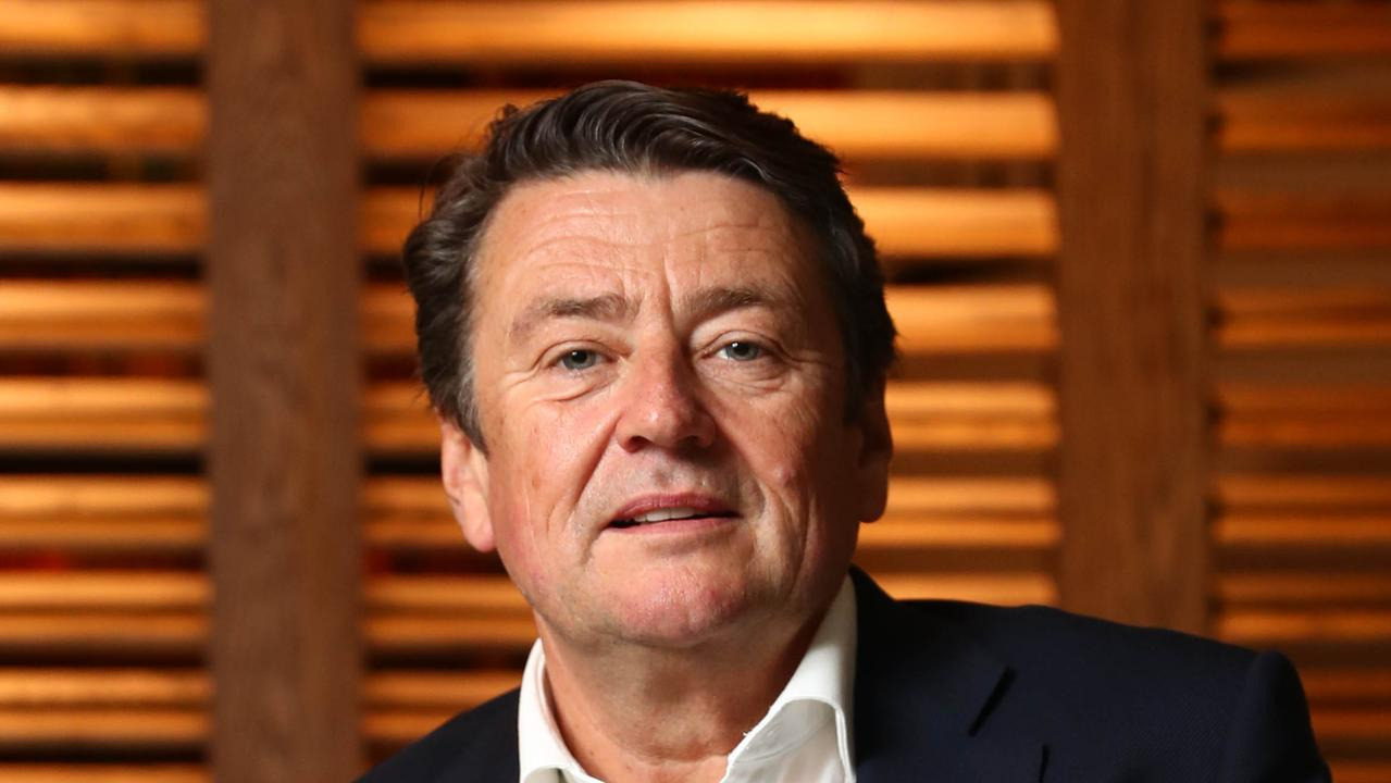 Terragen chairman Sam Brougham
