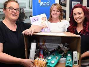 Mackay businesses back bushfire donations drive