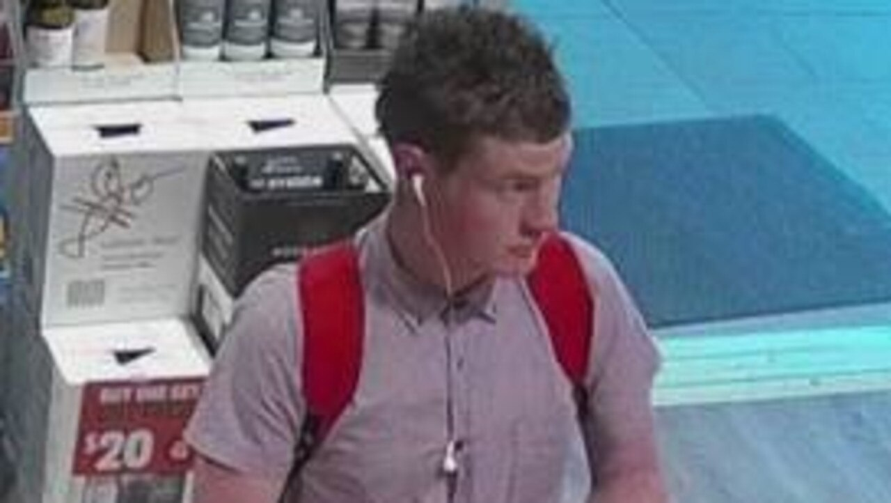 Caloundra police wish to speak to this man in relation to a fraud investigation. Photo: Contributed