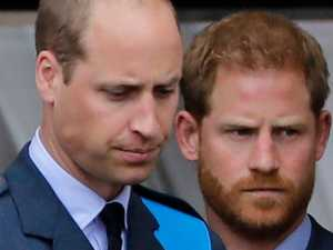 Wills' last-ditch attempt to end Harry rift