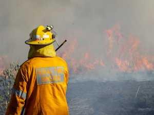 VOTE: Should volunteer firefighters get paid?