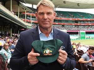 Top bidder for Warnie's million dollar baggy green revealed