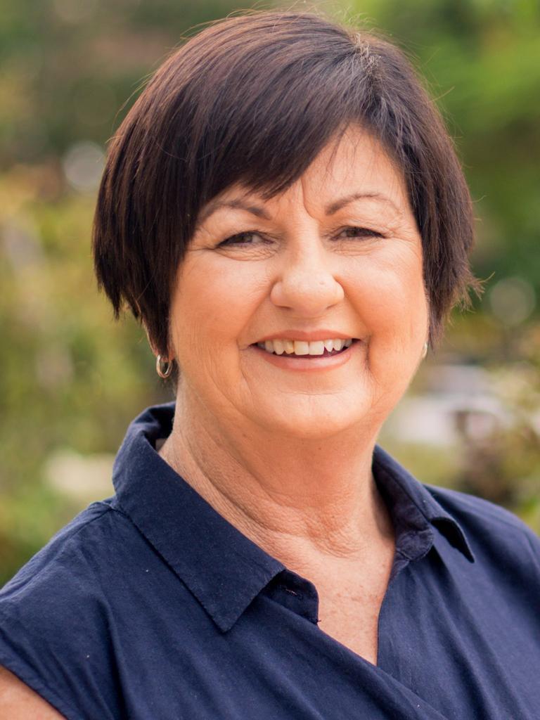 Isaac Regional Council Mayor Anne Baker